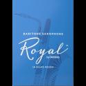 Anche Saxophone Baryton Rico D'Addario Royal force 4 x10