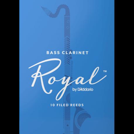 Reed, Bass Clarinet, Rico, d'addario royal force 3 x10