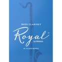 Anche Clarinette Basse Rico D'Addario Royal force 3.5 x10