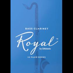 Reed Bass Clarinet Rico royal force 4 x10