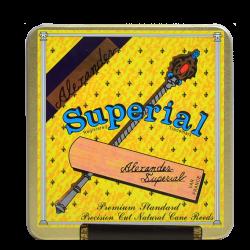 Anche Saxophone Alto Alexander Superial force 3.5 X5