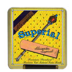 Anche Saxophone Tenor Alexander Superial force 4.5 X5