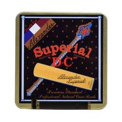 Anche Saxophone Tenor Alexander Superial DC force 1.5 X5