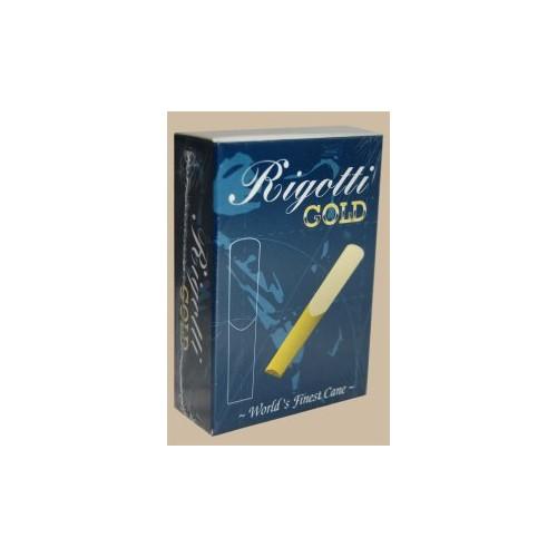 Reed Clarinet Mib Rigotti gold classic force 3 x10