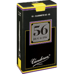 Anche Clarinette Sib Vandoren 56, rue lepic force 4.5 x10