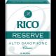 Anche Saxophone Alto Rico d'addario reserve force 2.5 x10
