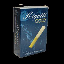 Reed Saxofón Barítono Rigotti de oro de jazz de la fuerza 2 x10