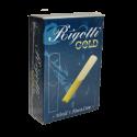 Anche Saxophone Baryton Rigotti gold jazz force 2.5 x10 - Dureté Light