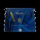 Klarinette altsaxophon Rigotti jazz-gold, stärke 4 x3