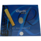 Mundstück Sopran-Saxophon Rigotti gold stärke 4 x3