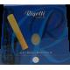 Reed Baritone Saxophone Rigotti gold force 3 x3