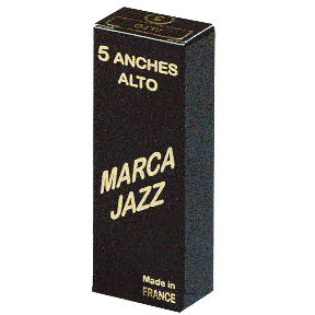 5 anches Saxophone Alto Marca Jazz force 4