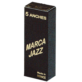 5 anches Saxophone Baryton Marca Jazz force 4