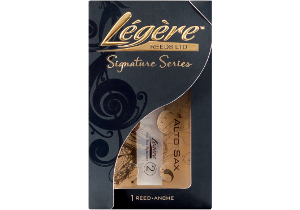 Anches L�g�re Signature pour saxophone Alto force 3.5