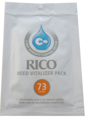 Recharge Rico Reed Vitalizer 73% humidit� pour vos anches