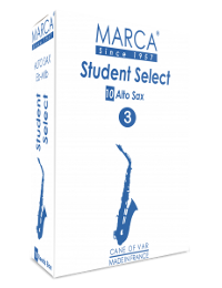 10 anches Marca coupe Student Select saxophone alto force 2.5